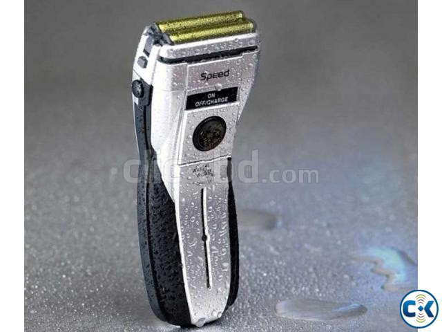 Kemei Rechargeable shaver KM-1730 | ClickBD large image 1