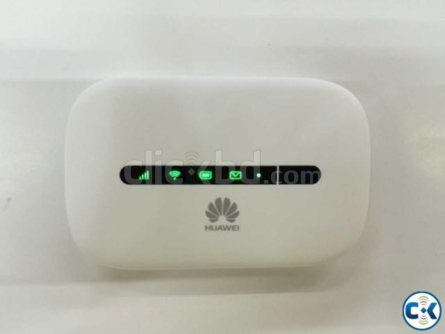 Huawei Wifi Pocket Router E5330 | ClickBD large image 1