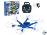 RC 2.4G six-axis gyro quadcopter 4 channel Camera 6 motor