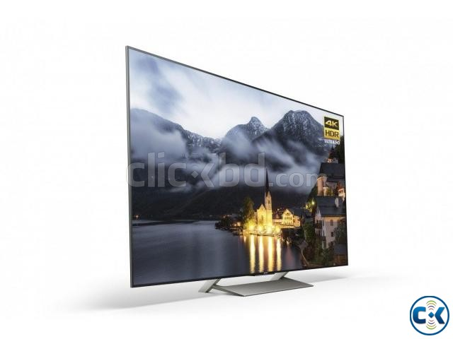 Sony KD-X9000E 4K 55 Inch Lifelike Picture Android Smart TV | ClickBD large image 0