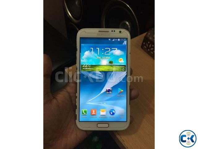 Samsung Galaxy Note 2 GT-N7105 LTE Orginal | ClickBD large image 2