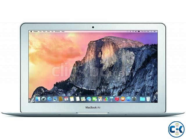 MacBook Air 11.6 Core i54 GB RAM SSD-opslag 128GB | ClickBD large image 0