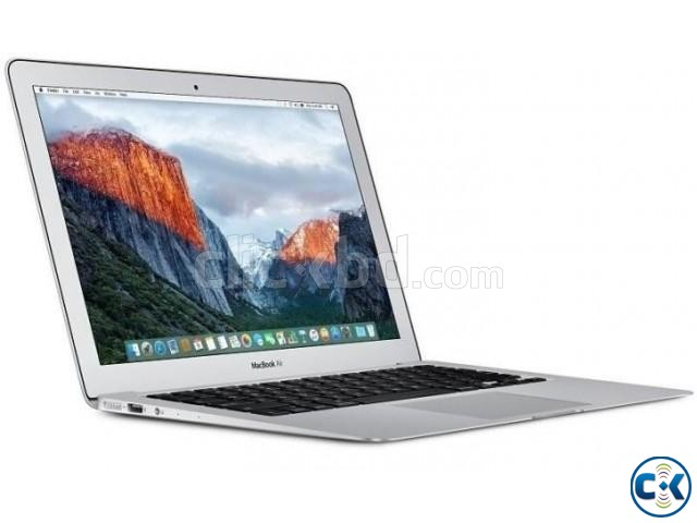 MacBook Air 13.3 Core i5 4 GB RAM SSD-opslag 128GB | ClickBD large image 0