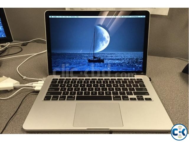 MacBook Pro Retina 13.3 Core i5 4 GB RAM SSD-opslag 128GB | ClickBD large image 0