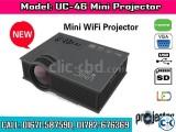 UC46 Mini WiFi Portable LED Projector