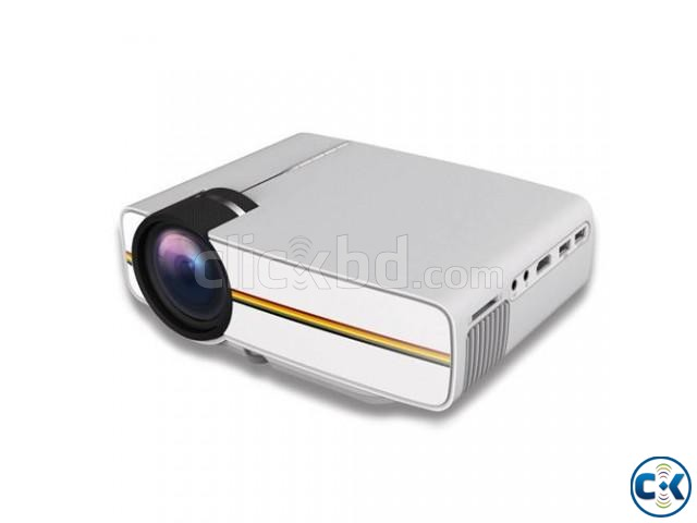 YG-400 Mini LED Projector | ClickBD large image 0