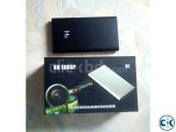 Night vision spy power bank camera