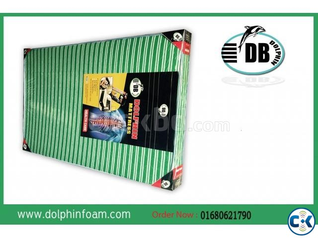 Dolphin Soft Felt Mattress-78x60x4  | ClickBD large image 0