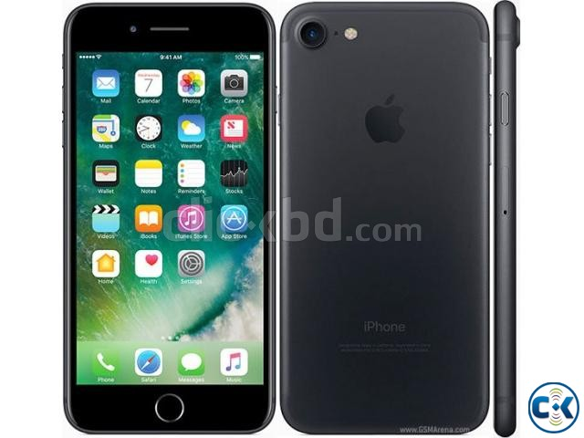 Brand New Apple iphone 7 128GB Sealed Pack 3 Yr Warranty | ClickBD large image 1