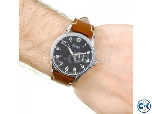 Hugo Boss Men s Aeroliner Watch | ClickBD large image 0