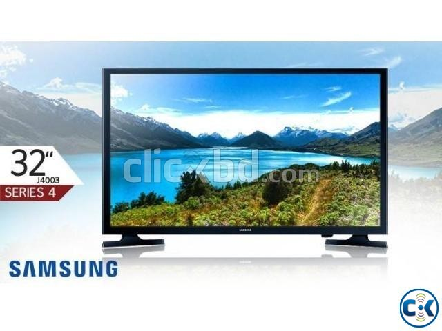 Samsung TV J4003 32 Series 4 LED HD TV | ClickBD large image 0