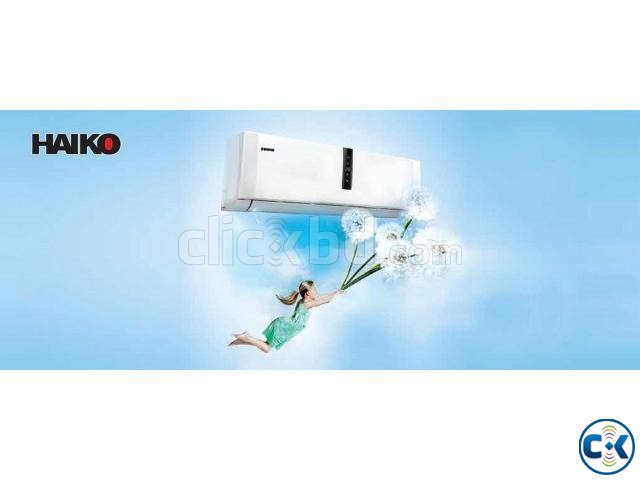 HAIKO 1 Ton Split Type AC 12000 BTU | ClickBD large image 0