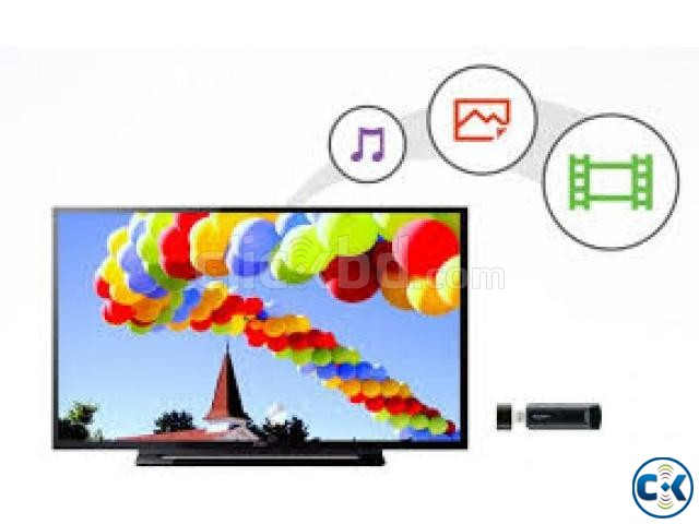 New Sony Bravia 48 inch W652D Smart Led TV | ClickBD large image 2