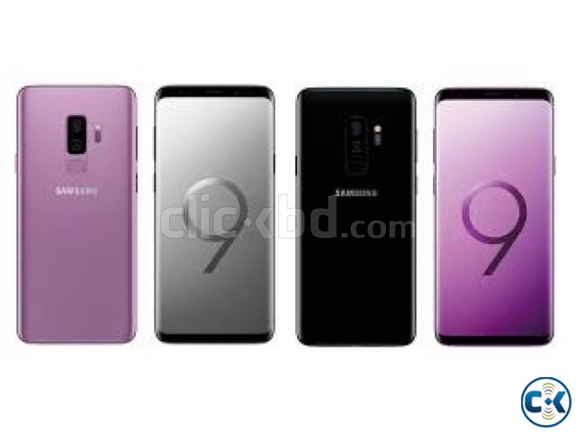 Brand New Samsung Galaxy S9 64GB Sealed Pack 3 Yr Warranty | ClickBD large image 0