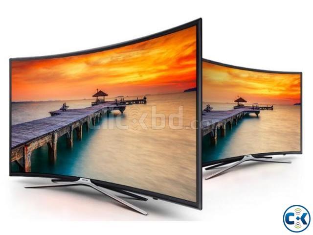 Samsung K6300 55 Inch Hyper Real Smart Hub LED Television | ClickBD large image 1
