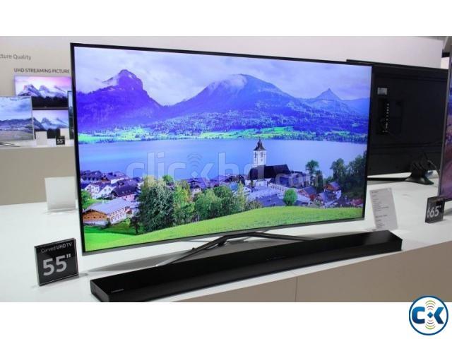 Samsung K6300 55 Inch Hyper Real Smart Hub LED Television | ClickBD large image 3
