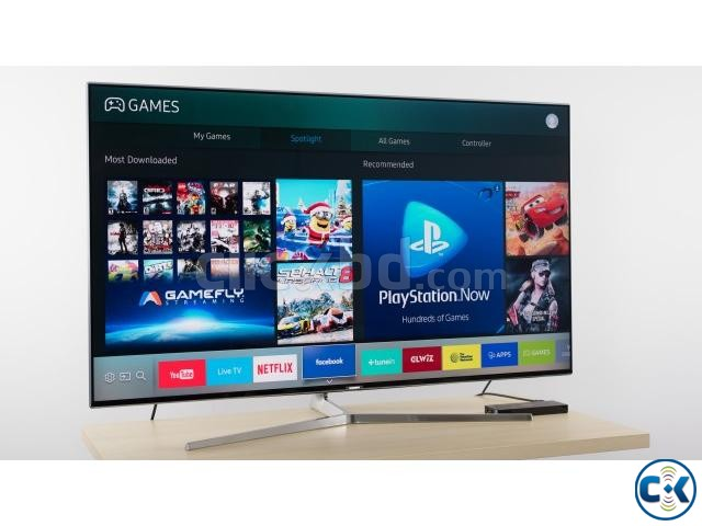 Samsung KS9500 SUHD 4K 55 Curved Smart LED Television | ClickBD large image 3