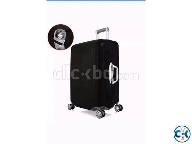 Suitcases protective cover | ClickBD large image 0