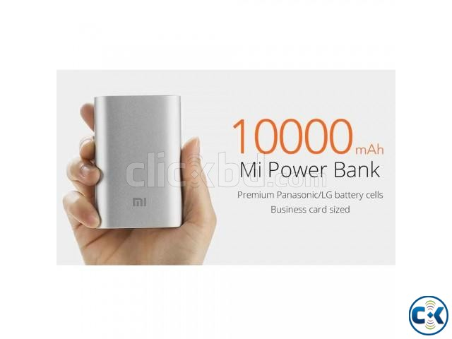 Xiaomi Power Bank 10000mah | ClickBD large image 0
