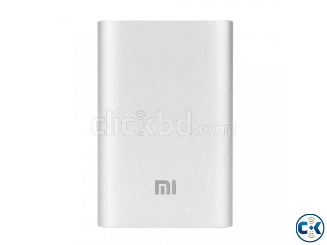 Xiaomi Power Bank 10000mah | ClickBD large image 1