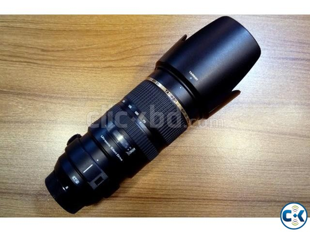 Tamron 70-200mm f 2.8 VC for Nikon | ClickBD large image 0