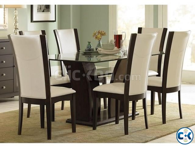 Dining Table Set 8 sitter  | ClickBD large image 2