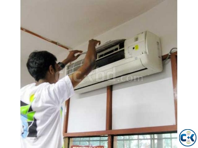 AC SERVICING NEW AC | ClickBD large image 1