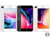 Brand New Apple iphone 8 Plus 64GB Sealed Pack 3 Yr Warnty