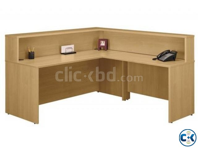 Office Reception table | ClickBD large image 1