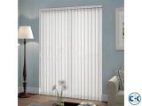 Vertical and zebra blinds BD