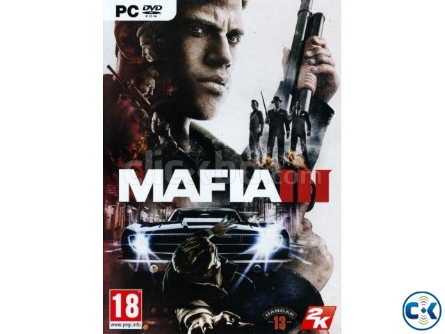 Mafia III Pc Game | ClickBD large image 0