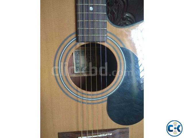 J D acoustic guitar with electric EQ cheap Price | ClickBD large image 3