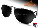 Hermes Elliptical Sunglass