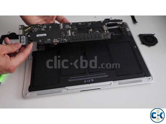 Macbook Air 13 A1237 A1304 A1466 Logic Board Repair Service   ClickBD