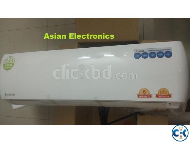 INTACT BOX CHIGO 2 Ton AC | ClickBD large image 2