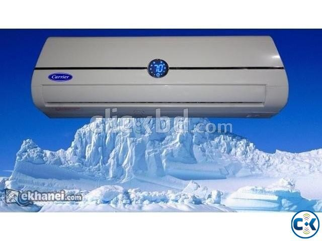 Carrier AC 18000 BTU 1.5 Ton New | ClickBD large image 1