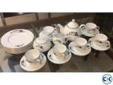 Tea Set-21 pcs