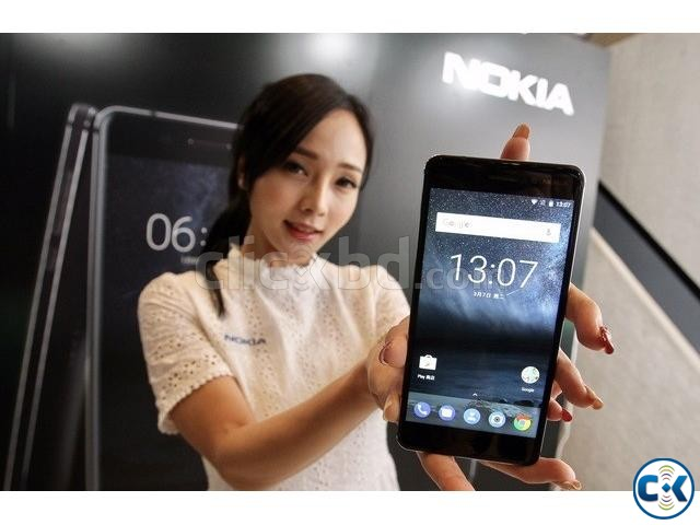 Brand New NOKIA 6 4 32GB Sealed Pack 3 Yr Warranty | ClickBD large image 1