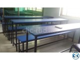 Students Bench for Coaching Center