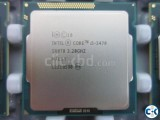 3.60 GHz Core i5-3470 Gaming Exchange- Replace i3-3220