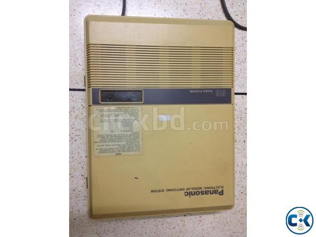 Panasonic PABX 16port | ClickBD large image 0