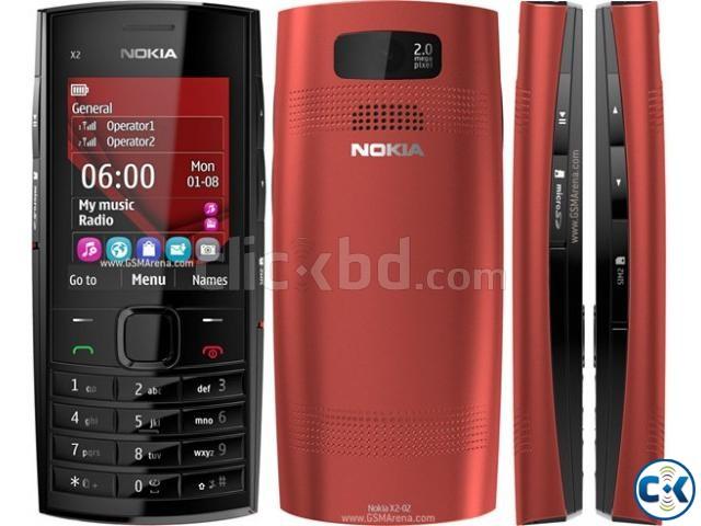 Nokia X2-02 | ClickBD large image 0