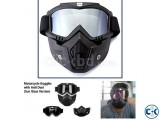 Motorcycle Goggles with Anti Dust