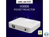 Haiway H3000 Android 3D HD Mini Pocket Projector