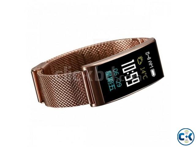 X3 Smart Bracelet waterproof Blood Pressure Monitor color mo | ClickBD large image 0