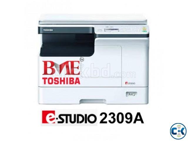 Toshiba E-Studio 2309A MFP ADU Standard Class Digital Copier | ClickBD large image 0