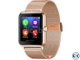 Z50 Smart Mobile Watch phone chain Belt intact Box
