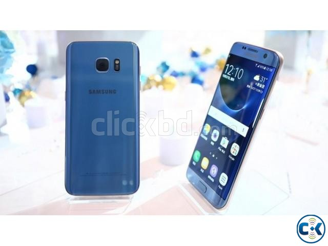 Brand New Samsung Galaxy S7 Edge Dual Sealed Pack 3 Yr Wrnt | ClickBD large image 1