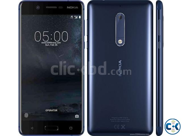 Brand New NOKIA 5 2 16GB Sealed Pack 3 Yr Warranty | ClickBD large image 3