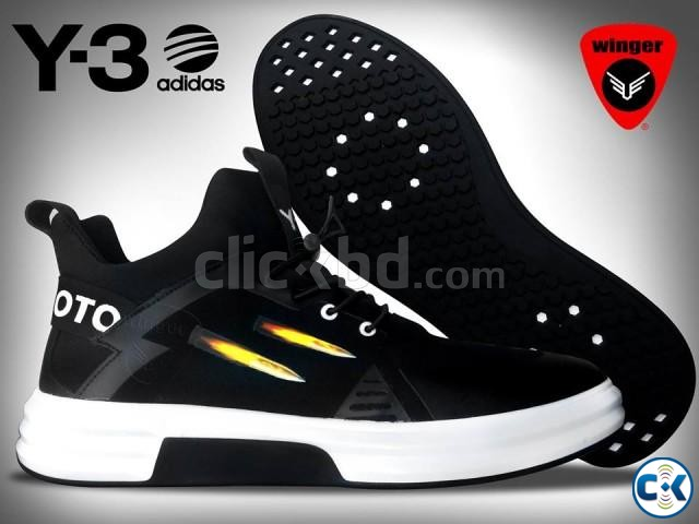 Adidas Y-3 Shoes 2 | ClickBD large image 0